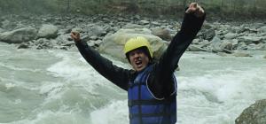 rafting in Bhote koshi