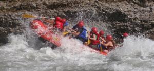 rafting in kali gandaki