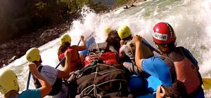 rafting in karnali