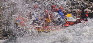 rafting in marsyangdi